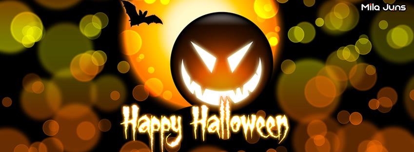 Capa para o Facebook – Tema Halloween