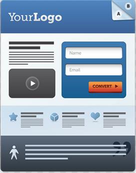 Landing page ou página de destino