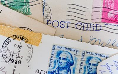 Postcrossing – Cartão Postal e os cartões virtuais