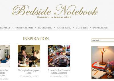 Site-Bedsidenotebook